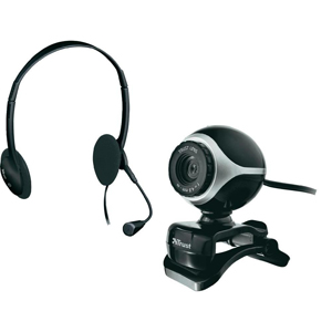 Webcams En Headsets